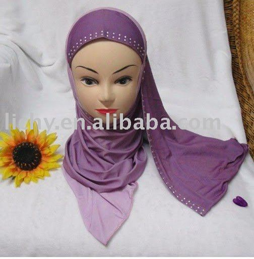 2010 the fashion design lace muslim hats lyd1276(China (Mainland))