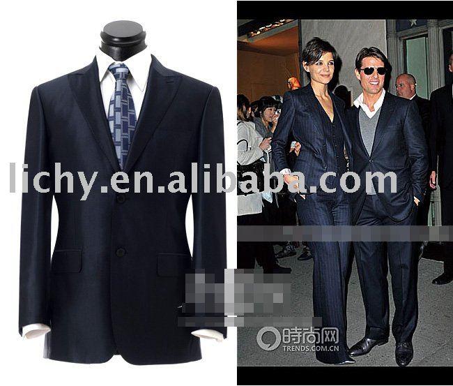 Men's Suits , Brand Name Men Suits , 2010 Fashion Men Suit , Mens Suits , Accept Paypal MS0277(China (Mainland))