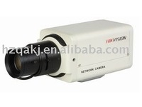 Hikvision DS-2CD802NF/ DS-2CD802PF, CCTV camera, 4CIF IP Camera with 1/3 sony CCD,420 TVL