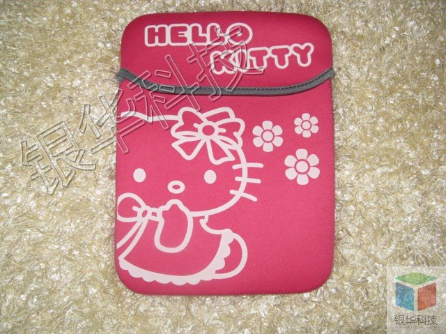 10 inch hello kitty laptop bag /laptop bags/captop computer bag/ bags 20pcs(China (Mainland))