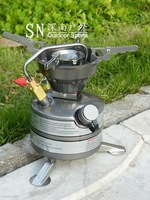 Free Shipping Army Style one piece Multi-fuel Camping Stove Cooking stove Outdoor Burner