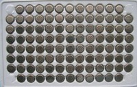 200pcs per lot CR1220 1220 DL1220 3V Lithium Button Coin Cell Battery