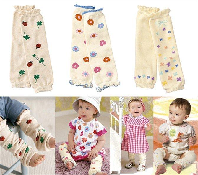 Wholesale Baby legs Socks Leg Warmers Baby Leg Kids KneePad Leggings Toddlers Leg Warmers Stockings Baby K ...