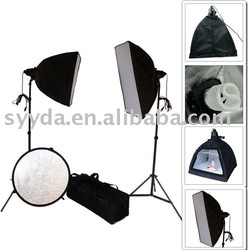 professional reflector softbox photo box photo studio tent kit HOT(China (Mainland))