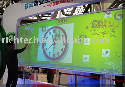Interactive wall system (lite version) advertising FREE SHIPPING NOW(China (Mainland))