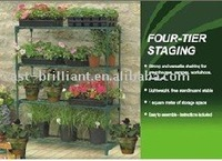 FOUR-TIER STAGING