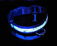 META FLASHING LED  flashing pet/dog/cat collar