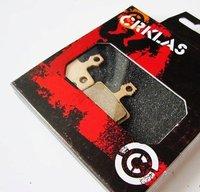 2pairs/lot Bike Bicycle SINTERED Full Metallic PADS Hydraulic Disc Brake pads Elixir 5 R CR