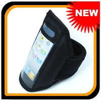 Black Sporty Armband Case For iphone 3G/3GS ,Free Shipping! 102861