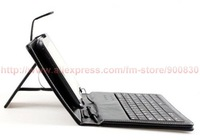 For ipad epad ebook 7''USB keyboard bracket for 7inch tablet pc Rockchip or Telechip andorid 2.1 MID netbook &free shopping