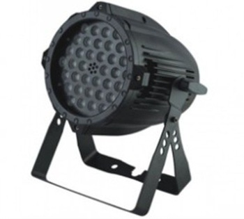 36 pcs (3W)RGB+W waterproof LED lamp/DMX stage lighting/LED light/LED Par Can light