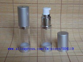 15ML airless bottle,airless pump,vacuum bottle,