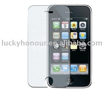 50pcs free shipping!!! Matte anti-glare screen protector for iphone 3G