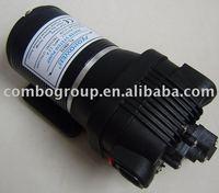 DC or AC Flojet pump(FLN30 10L/MIN ,FLN35 12.5L/MIN,FLN40 17L/MIN,12V/24V,BLACK COLOR,3KGS)
