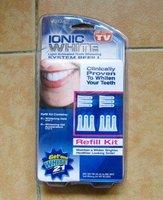Wholesale - 20pcs WHITE LIGHT TOOTH WHITENING SYSTEM IONIC TEETH WHITELIGHT IONIC WHITE !!!!