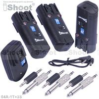 30m-Remote Radio Wireless Flash Trigger+3 Receiver case for sony flash speedlight FLASHGUN