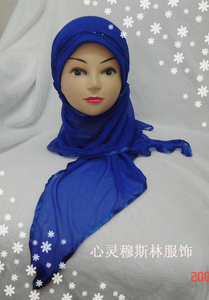 1023577hotsalescarvesheadwearmuslimscarfwomenhijabsarabs  Muslim Head Scarf How To Wear