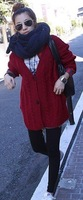 Women's hot selling 2010 knit cardigan sweater 3 colors free shipping