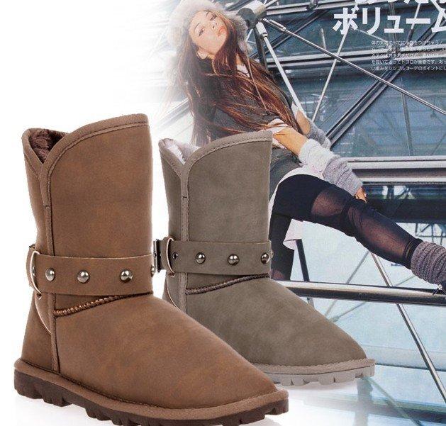 2010 selftrend fashion women snow boot