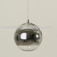 Free Shipping modern glass pendant lamp (JM004)