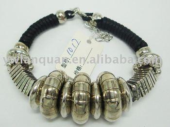 Guaranteed 100% Lead-free nickel 2010 NEW handmade new Bracelet+FREE SHIPPING+Free custom logo