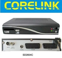 FTA DVB-T SD/MPEG4 H.264 STB