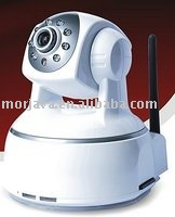 "Paypal Free Shipping via UPS 1/4"" CMOS  H.264 Support SD Card Visit by Cell phone WPA h 264 ip camera wifi"