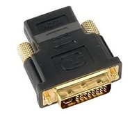 NEW DVI Male to HDMI Female Adapter Connector
