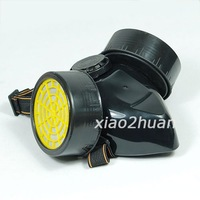 Free shipping!Unti-Dust Spray Industrial Chemical Gas Respirator Mask