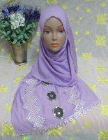 1026129  designer shawls islam girls shawls fashionable muslim wear free shipping scarves fashion shawls