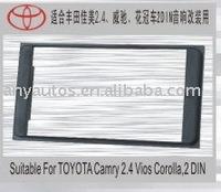 Special Refitting Frame For Toyota CAMRY 2.4VIOS COROLA