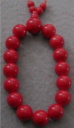 Oração única Jade Beads Tibet budista Pulseira Mala frete grátis(China (Mainland))