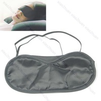 D19+Wholesale! 20 pcs/lot! Travel Sleep Rest Eye Shade Sleeping Mask Cover Blinder