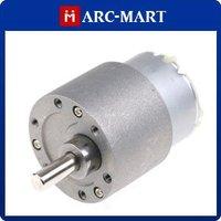 Free Shipping - DC 12V 30 RPM 37mm Micro Gear Box Electric Motor#OT363