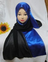 XF10293, Satin Scarves,Arab Scarf,Muslim scarves,Islamic scarf,Hot Selling Products,Free shipping fee,
