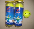 Free Shipping Brand New Elasticity Comfort Official Tennis Ball