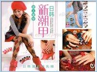 Nail Art Japan & Korea Fashionable Design Book