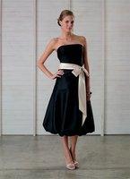Elysemod  black strapless cocktail dress wholesale cocktail dresses  Sexy Cocktail Dresses