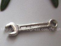 Free Shipping Tibet Silver Nice Board Charm pendants