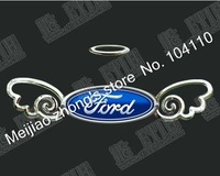 25pcs Little angel 3D Three-dimensional car stick ETIE stick vehicle-logo car badge free shipping