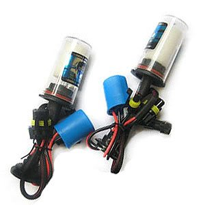 Free Shipping 2 x HID XENON Conversion REPLACEMENT Bulbs 9007 8000K Wholesale & Retail [CPA41](China (Mainland))