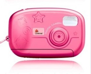 cheap! kids childrens digital camera pink !!!