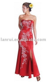 free shipping latest designs evening dresses LR-E1511