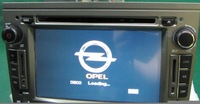 Opel auto dvd player with autoradio player with gps navigation stereo system