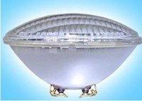 White Par56 Par 56 led underwater swimming pool bulb lamp light 351pcs led,free shipping