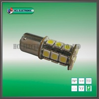 Free shipping,5pcs/ lot,1156-21SMD,380-460lm,Size:D20x45mm LED auto spuldzes lights/2 years warranty/CE(P21W,1141,5007,R5W,5008)