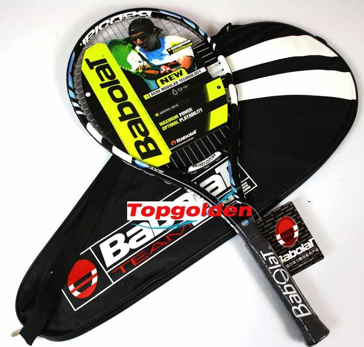 wholesale Free Shipping 2010 hot sell tennis rackets Carbon Fiber 1pc(China (Mainland))