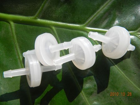 "1/8"" PVDF VITON plastic non return valves(China (Mainland))"