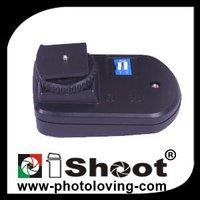 iShoot PT-04 Wireless Flash Slave Trigger case for Canon DSLR 580EX