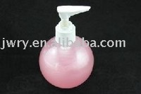 250ML SCETNED SHIMMERY SHOWER GEL IN ROUND PET BOTTLE